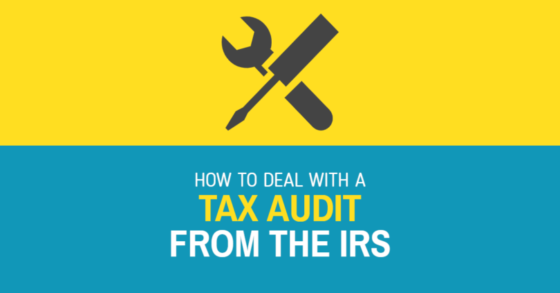 How to Deal with a Tax Audit from the IRS